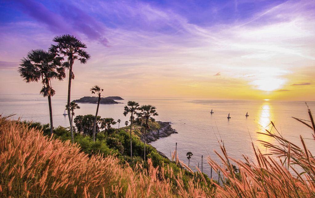 phromthep-cape-phuket sunset
