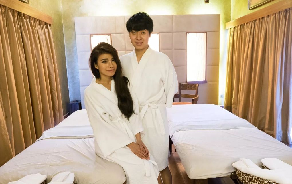 Banjaran hot spring is one of the best honeymoon destinations on a budget in Southeast Asia Banjaran hot spring is one of the best honeymoon destinations on a budget in Southeast Asia. banjaran hot spring honeymoon malaysia (1)