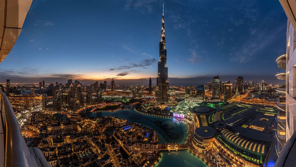 burji khalifa tower (1)