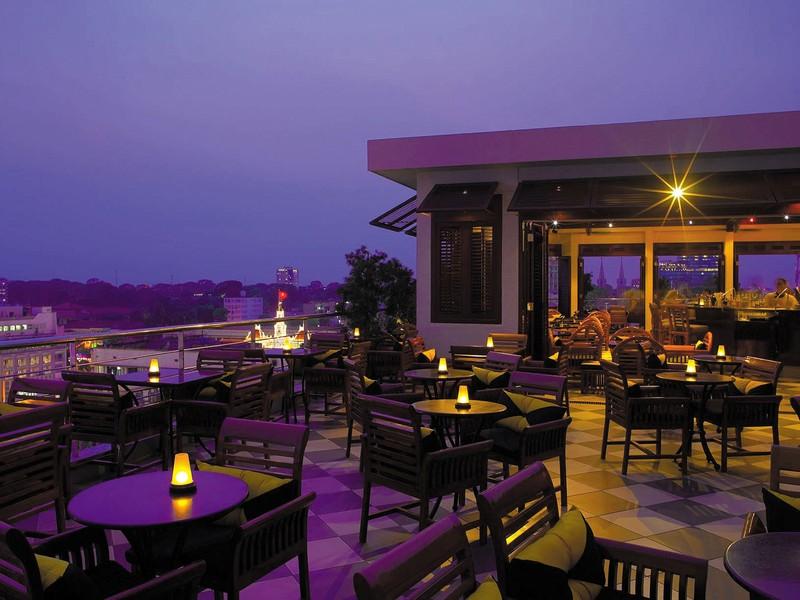 1. Saigon Saigon Rooftop Bar, Caravelle Hotel, Ho Chi Minh City, Vietnam 1