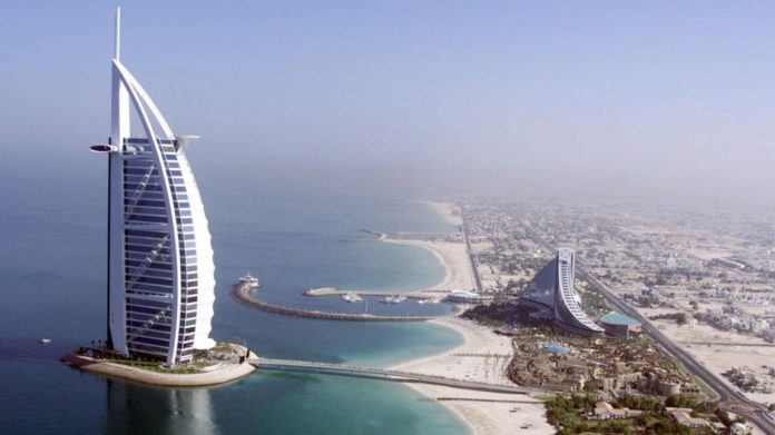 Burj-Al-Arab. Image of Dubai travel blog