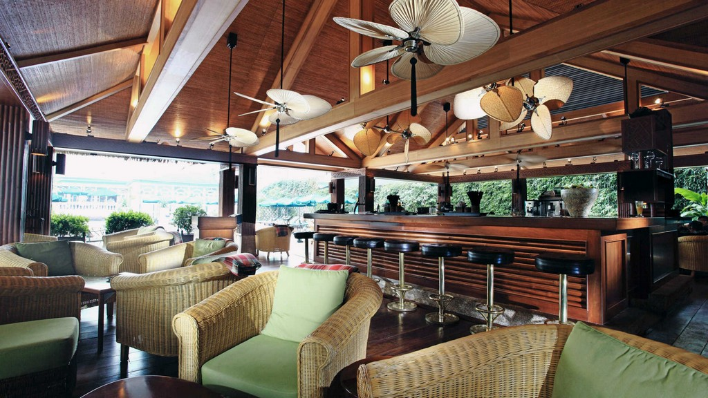 Bamboo Bar, Sofitel Legend Metropole, Ha Noi, Viet Nam