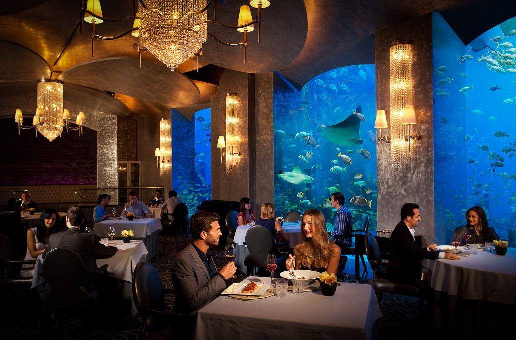 Inside Atlantis Dubai