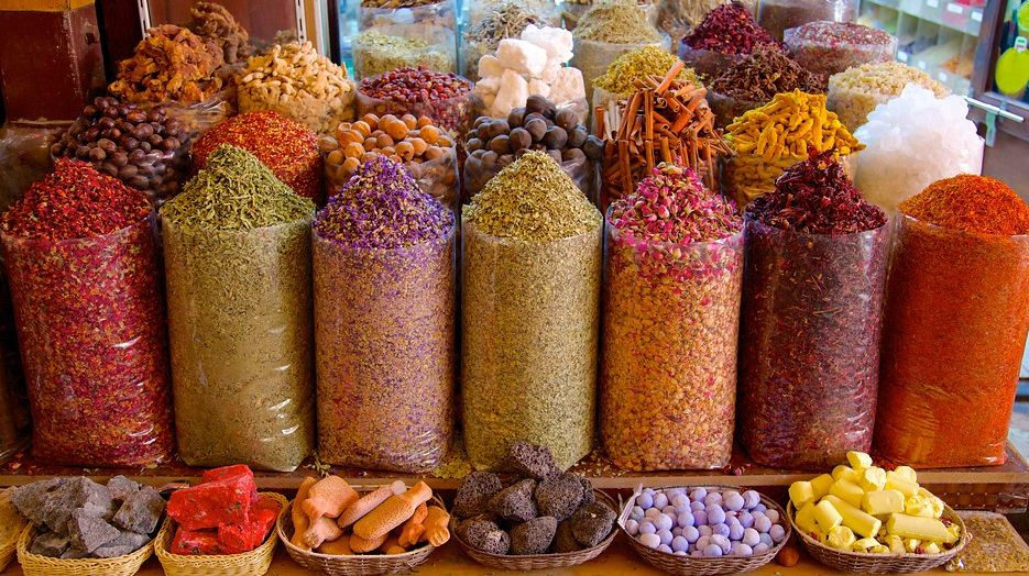 dubai deira spice market souk (1)