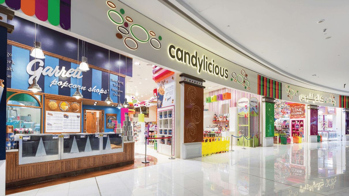 Dubai Malls Shops