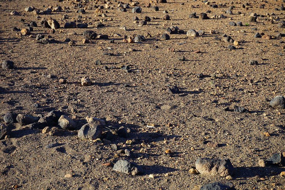 gobi desert stones