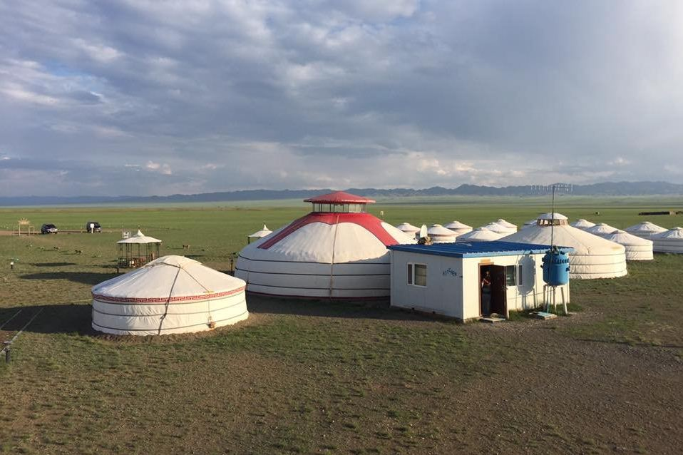 mongolia tents
