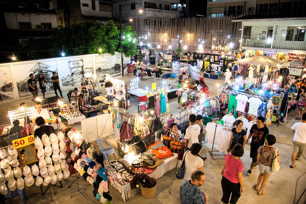 Cicada Night Market-thailand-best place to visit in thailand3