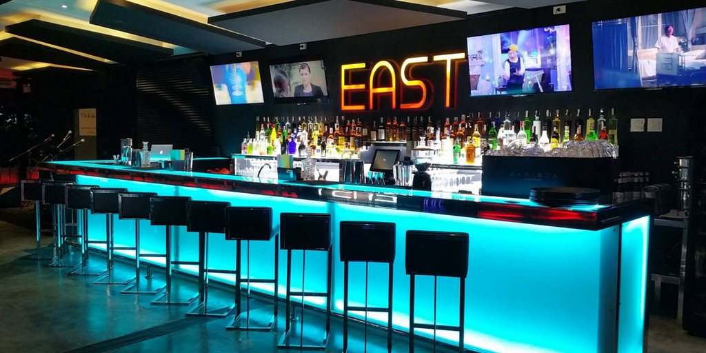 East Rooftop Bar at G Hua Hin Resort-thailand-best place to visit in thailand