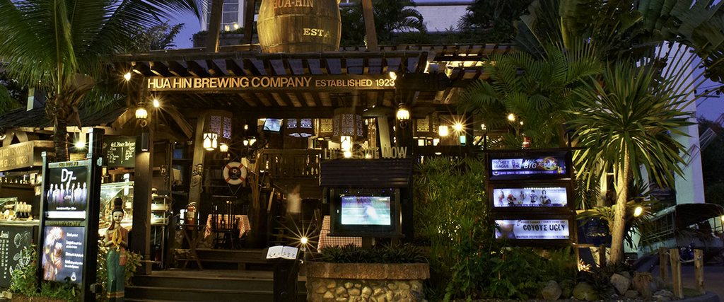 Hua Hin Brewing Company-thailand-best place to visit in thailand1. Image of Hua Hin nightlife blog