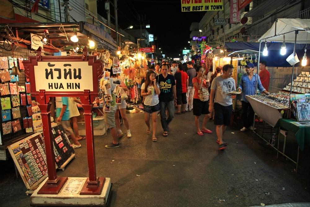 Hua Hin Night Market-thailand-best place to visit in thailand