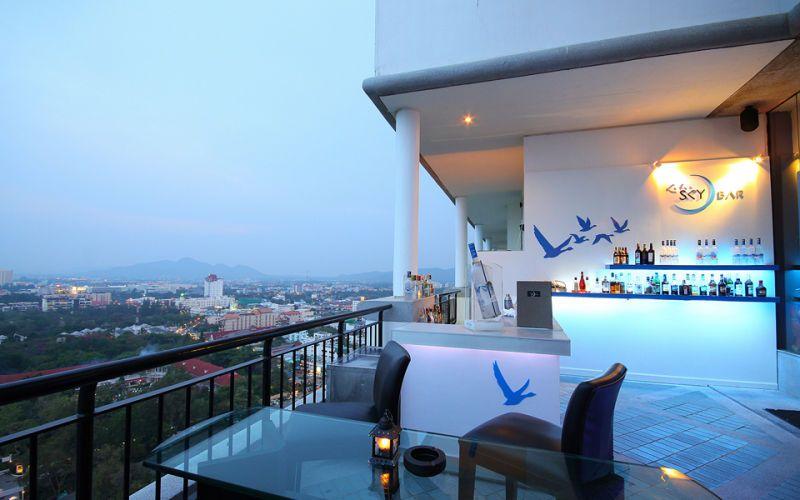 White Lotus Skybar – Hilton Hua Hin Resort-thailand-best place to visit in thailand
