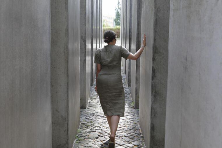 Garten des Exils, Jewish Museum Berlin