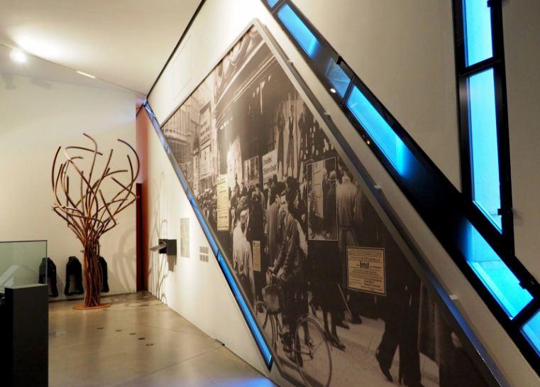 inside jüdisches museum berlin jewish museum berlin