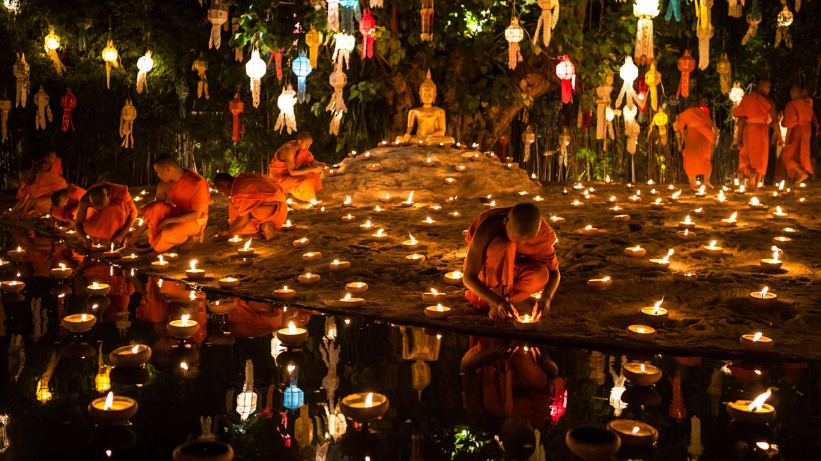 loy krathong festival chiang mai thailand (14)