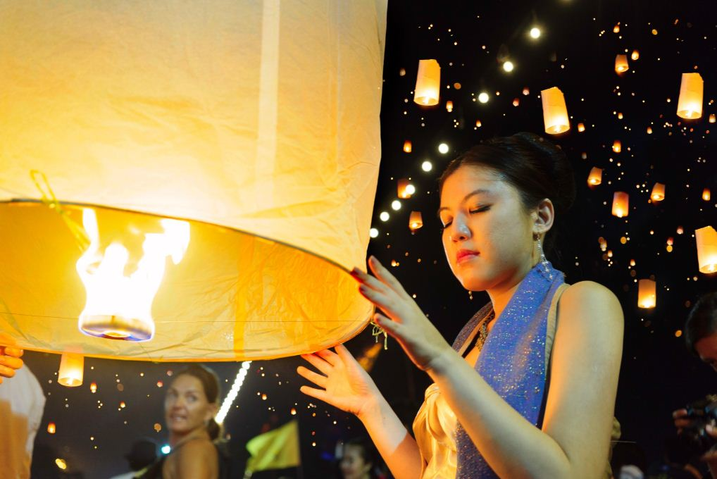 loy krathong festival chiang mai thailand (26)