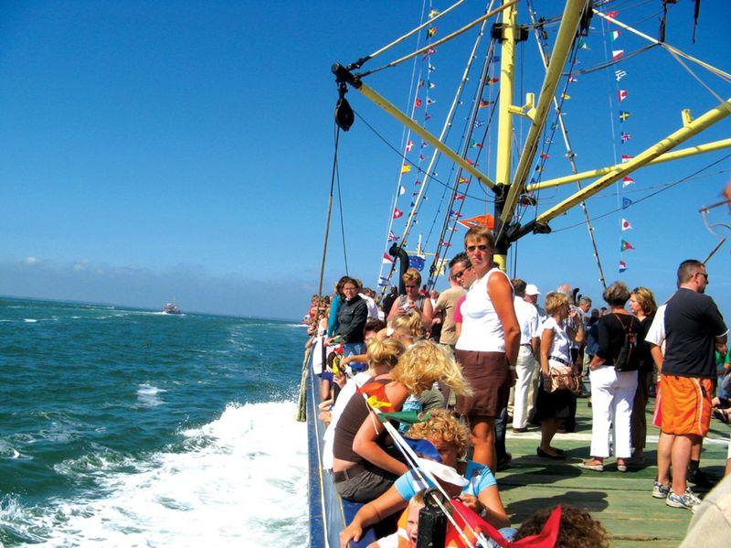 Mosselen Festival Zeeland