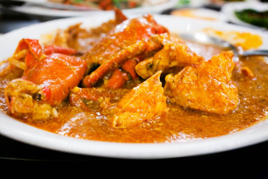 Singapore Chilli Crab — Best food which you must-try in ...