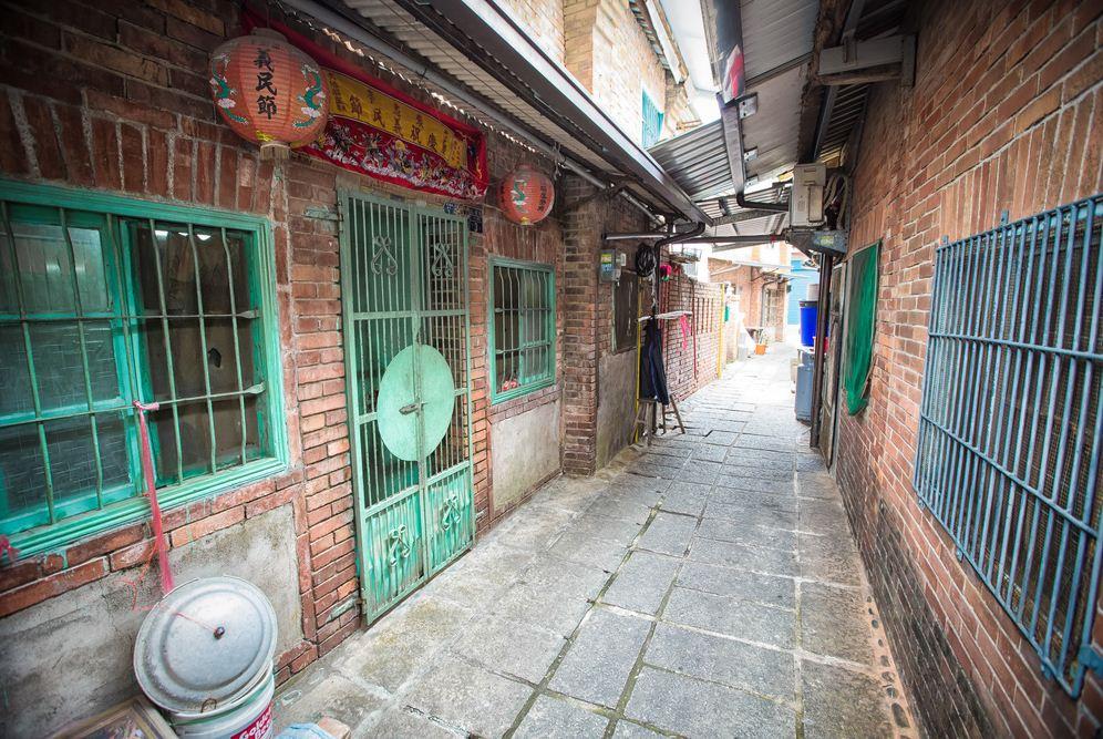 98Neiwan Old Street taiwan lei cha tea leicha tea hakka people (1)