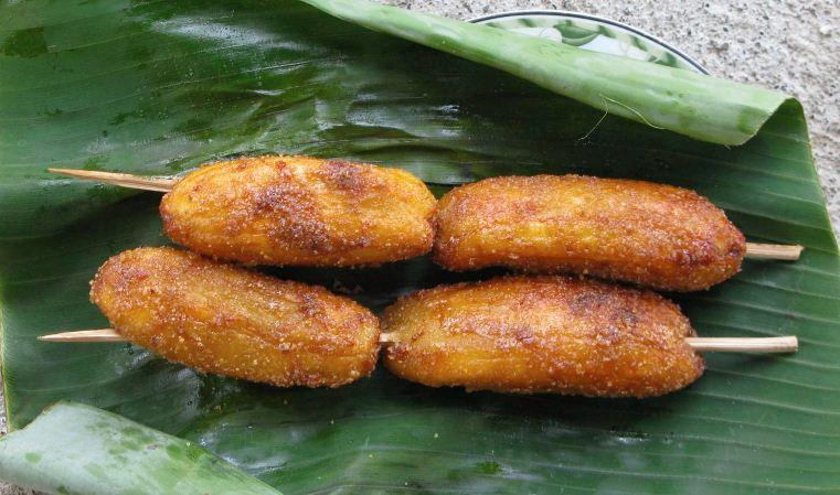 Banana Q, Banana Cue, Pinoy dessert