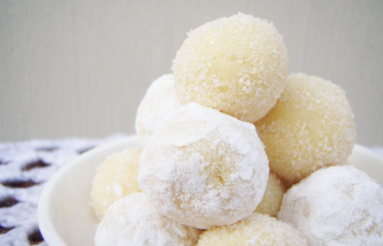 Pastillas de Leche, Pinoy dessert