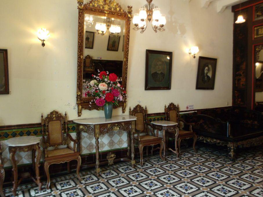 Melaka food blog Restoran Peranakan melaka (1)