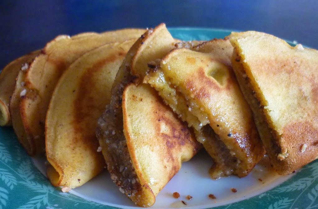Apam Balik. Image of Melaka travel blog