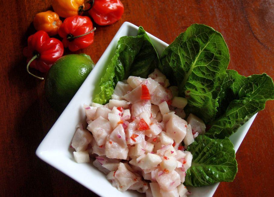 Ceviche peru Peruvian dishes (1)