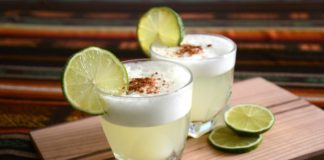 peruvian dishes Pisco Sour (1)