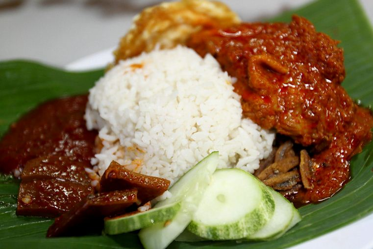 Nasi Lemak Malaysia street food around the world (1)