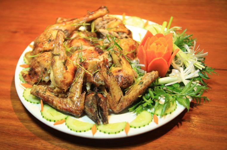 chicken grilled bbq
