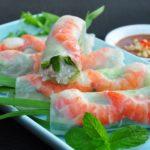 Vietnam food culture — Flowers and leaves in Vietnamese cuisine