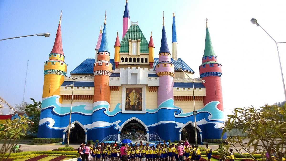 siam park city thailand best amusement parks in Asia (15)
