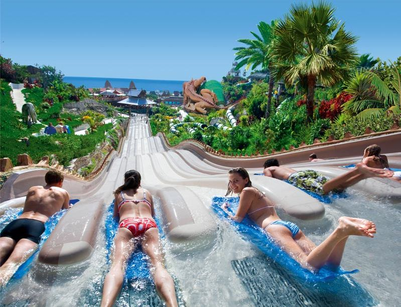 2siam park city thailand best amusement parks in Asia (10)