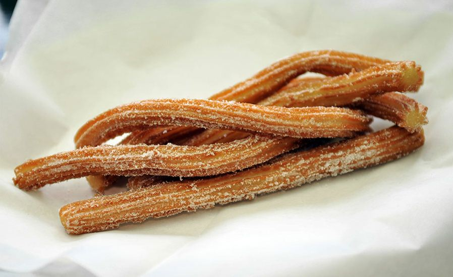 Churros spain street food around the world (1)