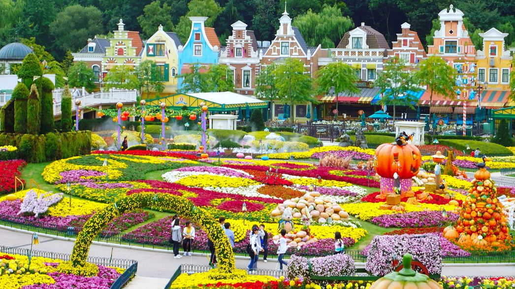 Everland, South Korea. One of the best amusement parks in Asia (7)