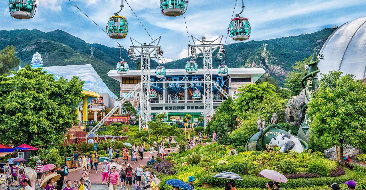 Ocean Park, Hong Kong. hong kong amusement park best amusements parks in hong kong