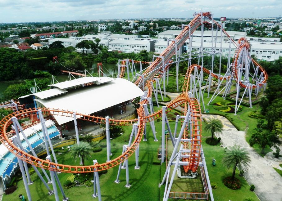siam park city thailand best amusement parks in Asia (1)