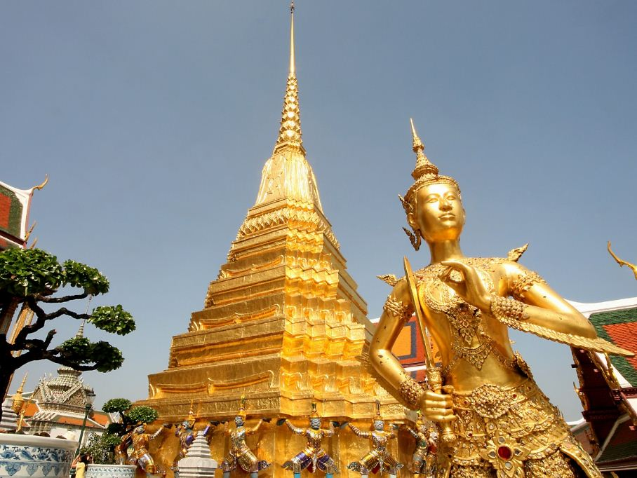 grand palace and what phra kaew bangkok itinerary what to do in bangkok for 3 days (1)