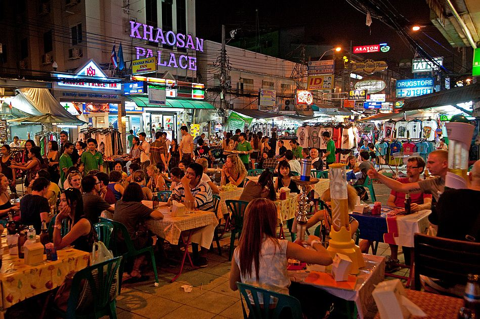 khao san road bangkok itinerary what to do in bangkok for 3 days (1)