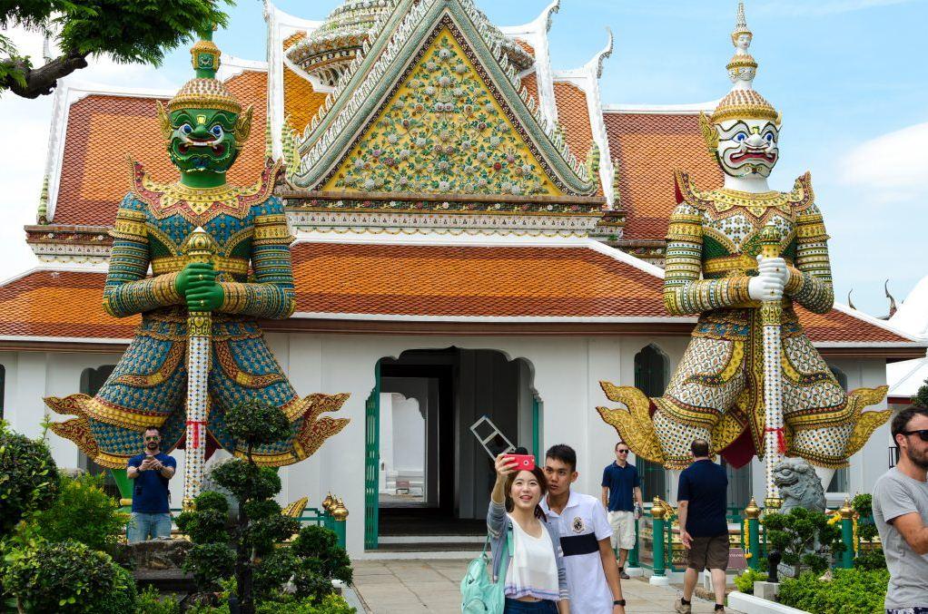 wat arun temple of dawn bangkok itinerary what to do in bangkok for 3 days (1)