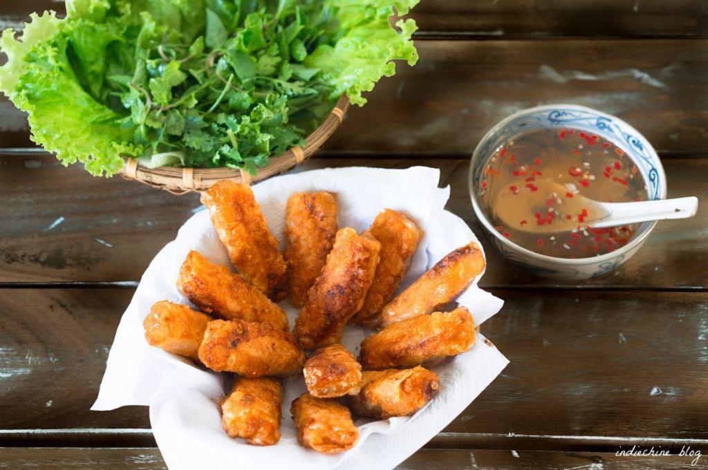 Crunchy spring roll vietnamese fried spring rolls 2