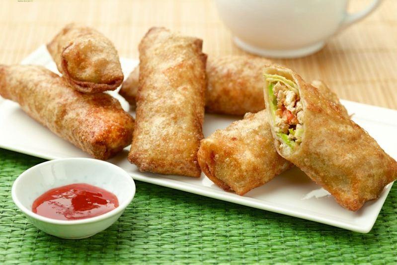chicken spring rolls vietnamese fried spring rolls (1)