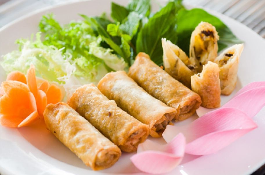 10 strange Vietnamese fried spring rolls you need to tryVietnamese Fried Spring Rolls