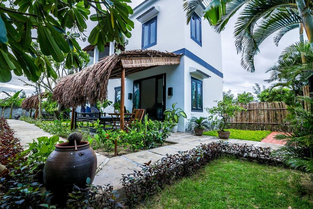An Bang Garden Homestay- best homestay in hoi an-quang nam4