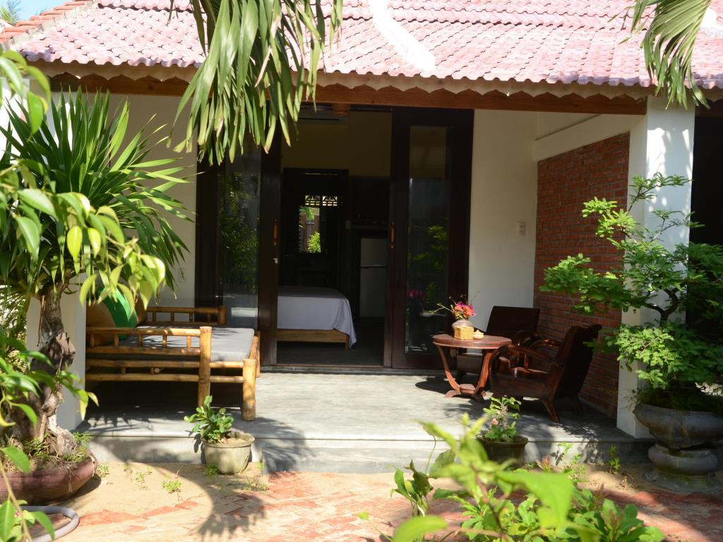 Red Flower Cottages Homestay- best homestay in hoi an-quang nam1