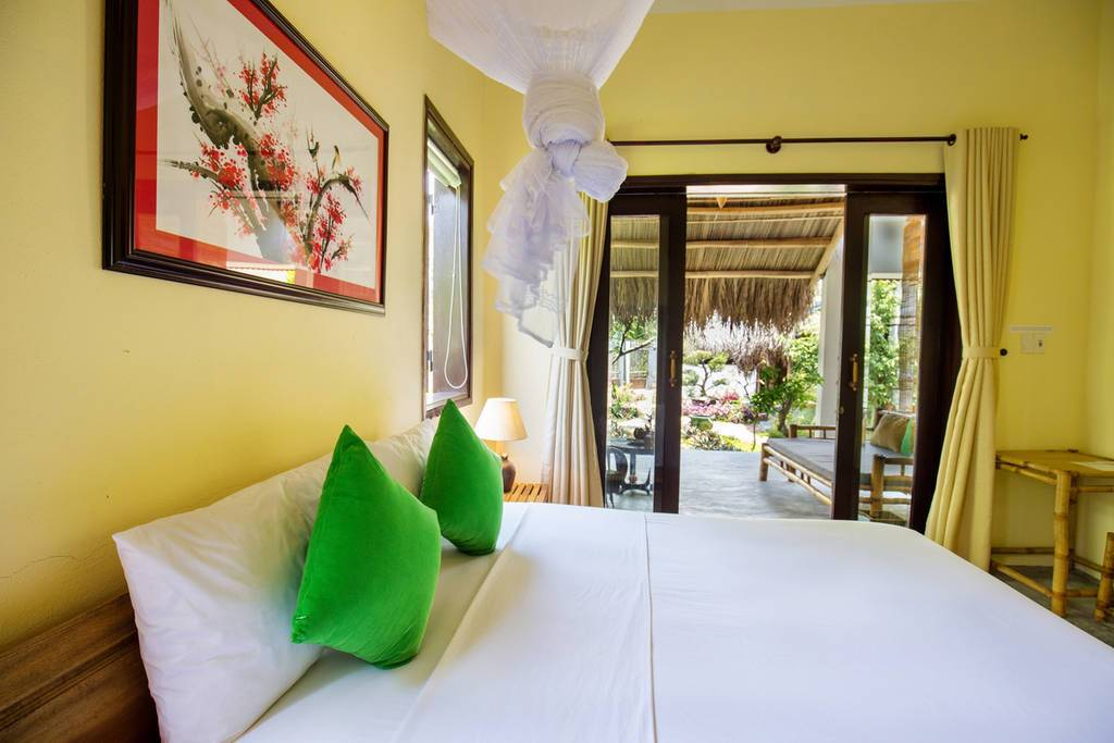 Red Flower Cottages Homestay- best homestay in hoi an-quang nam4