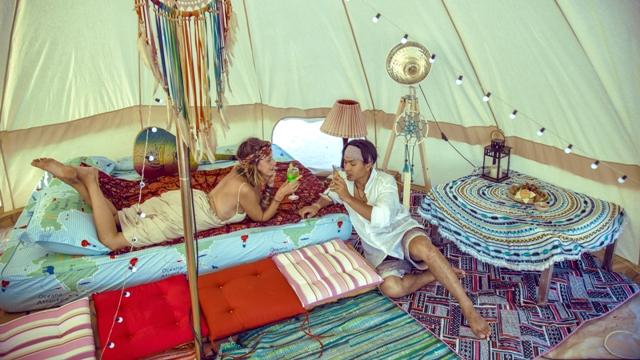 Coco Beach Camp Lagi Binh Thuan Vietnam 6