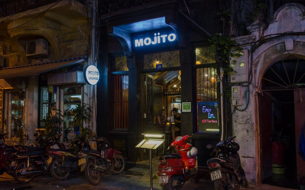 mojito bar hanoi best bars in hanoi (1)