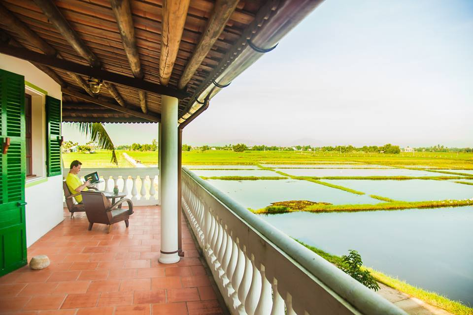 the heron house- best homestay in hoi an-quang nam2